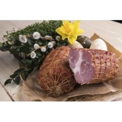 Karczek świąteczny tradycyjnie wędzony - do gotowania